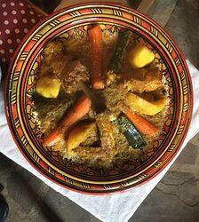 couscous Hawa